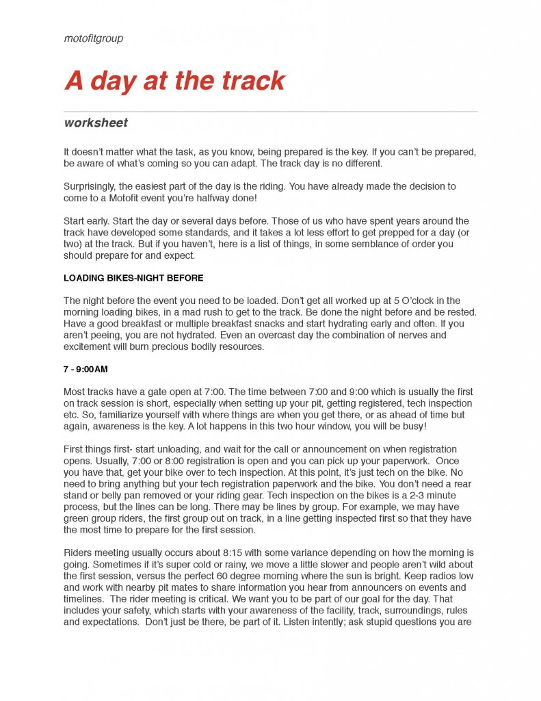 Day at the track_Page_1